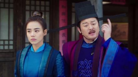 青岛籍演员张磊出演海上牧云记将军在上展现多面演技