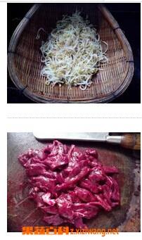 果蔬百科豆芽