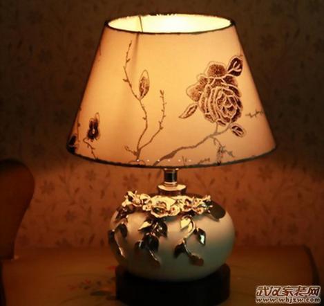 充满爱意的5盏浪漫台灯